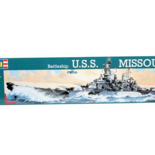 Revell 05092 U.S.S. Missouri