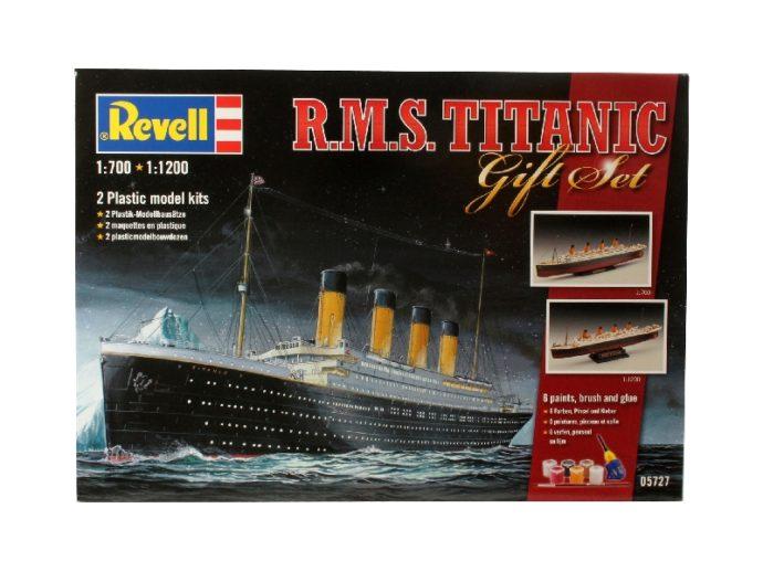 """Revell 05727 Gift Set """"Titanic"""""""