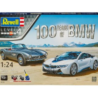 "Revell 05738 ""100TH ANNIVERSARY BMW"""