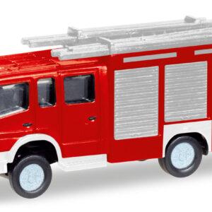 Herpa 066716 Mercedes Benz Atego pompieri Modellismo