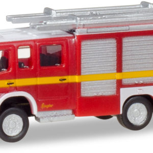 Herpa 066747 Mercedes Benz Atego '10 HLF  pompiere Modellismo