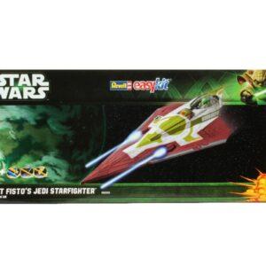 REVELL 06688 Kit Fisto's Jedi Starfighter / seas. 1+2  Modellismo