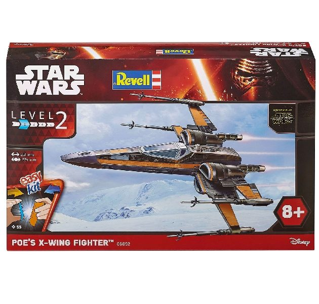 REVELL 06692 Poe's X-Wing Fighter Modellismo