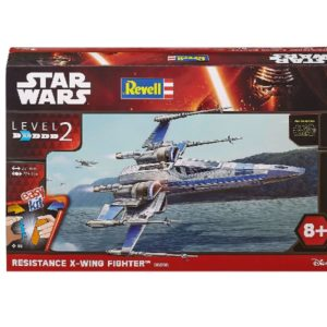 REVELL 06696 Resistance X-Wing Fighter Modellismo