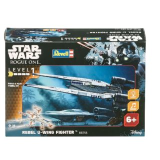 Revell 06755 1/100 BUILD & PLAY  REBEL U-WING FIGHTER  (ROGUE ONE)
