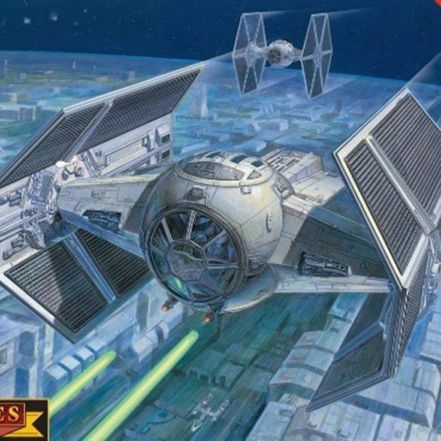 Revell 06881 1/72 Darth Vader's TIE Fighter (master se Modellismo