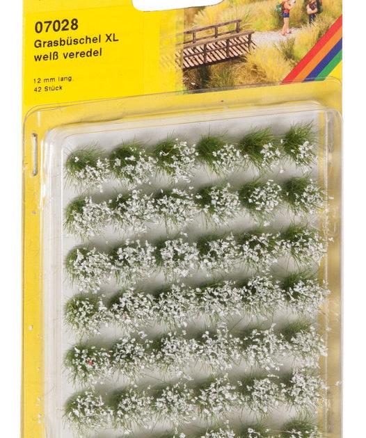 Noch 07028 Ciuffi XL verde misto