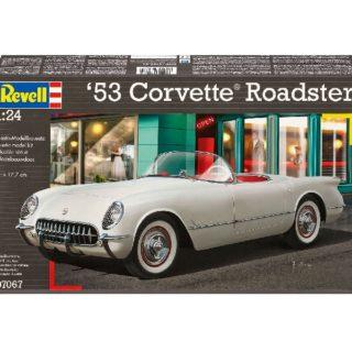 Revell 07067 '53 Corvette Roadster