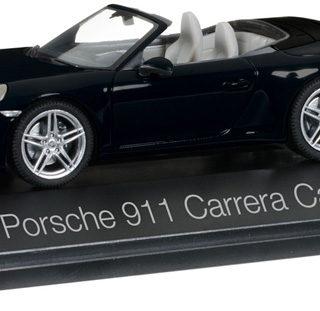 Herpa 071031 Porsche 911 Carrera Cabriolet  991 II