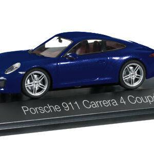 Herpa 071093 Porsche 911 Carrera 4 Coupé