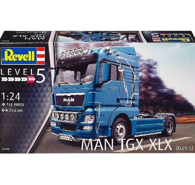 Revell 07426 MAN TGX XLX