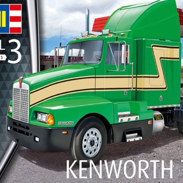 Revell 07446 Kenworth T600