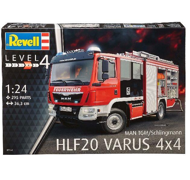 Revell 07452 Schlingmann HLF 20 (MAN TGM Euro 6)