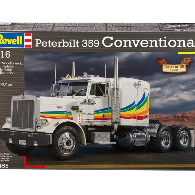 Revell 07455 Peterbilt 359