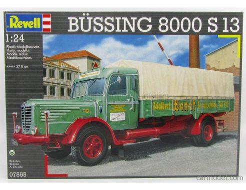 Revell 07555 Büssing 8000 S 13
