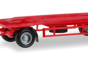 Herpa 076289-002 Rimorchio x container