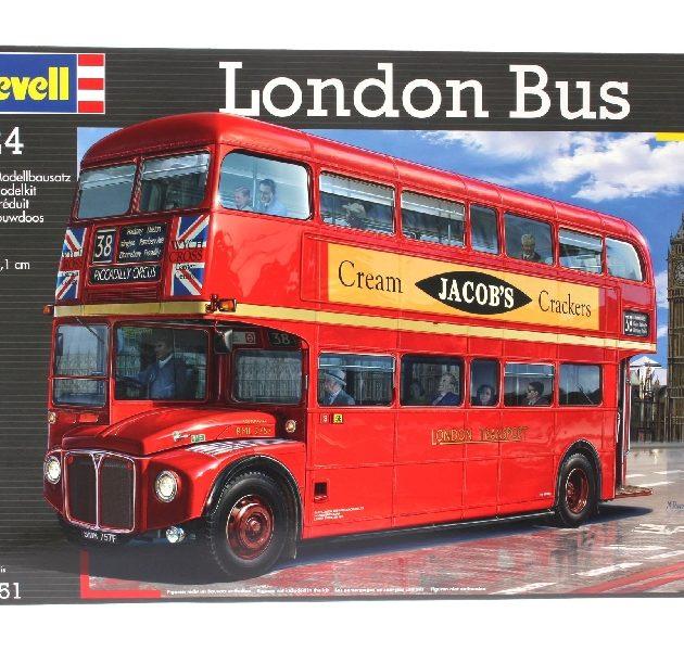 Revell 07651 London Bus