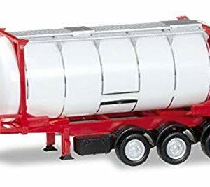 Herpa 076678 Rimorchio cisterna-container Modellismo