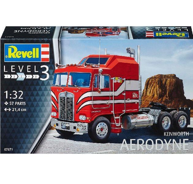 Revell 07671 KENWORTH AERODYNE