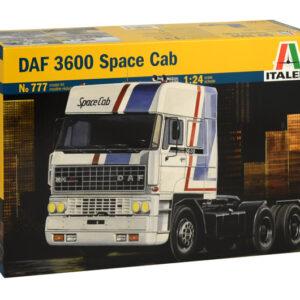 Italeri 0777 DAF 3600 SPACE