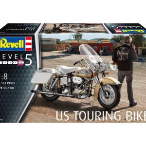Revell 07937 US Touring Bike