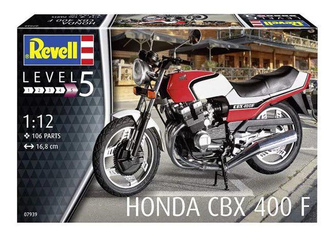 Revell 07939 Honda CBX 400 F