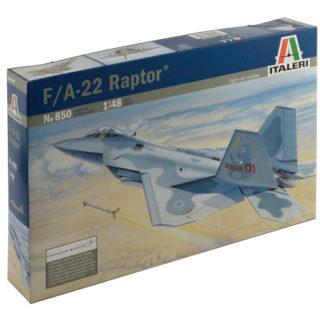 ITALERI 0850 F-22 Raptor