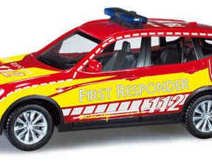 "Herpa 090223 BMW X3 ""primo intervento"""