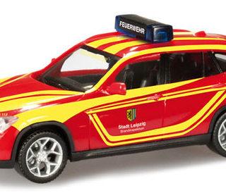 Herpa 090575 BMW X5 Pompieri