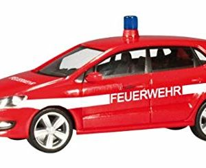 Herpa 091244 VW Polo pompieri