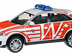 "Herpa 091459 Audi Q3 ELW ""pompieri Wiesbaden"""