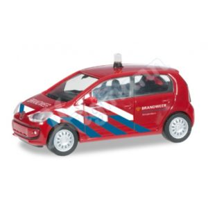 "Herpa 091480 VW up! 4-porte ""Brandweer"""