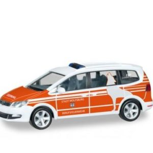 Herpa 091749 VW Sharan ELW