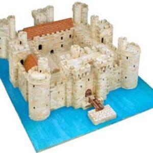 AEDES 1014 Castello di Bodiam  scala 1:180 in matton Modellismo