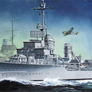 DRAGON 1049 German Z-38 Destroyer - Smart Kit