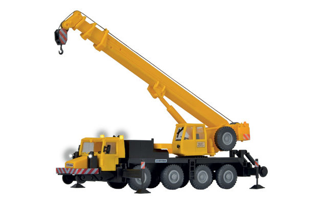 Kibri 10558 Camion gru con sirena-led