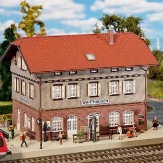 Faller 110123 Stazione Warthausen in kit