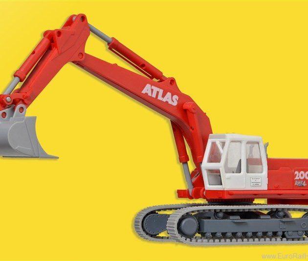 Kibri 11250 RUSPA ATLAS 2004 LC