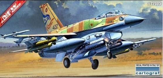 ACADEMY 12105 F-16i Sufa  Modellismo