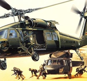 "Academy 12111  UH-60L BLACK HAWK ""OOP"""