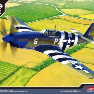 ACADEMY 12303 Usaaf P-51b Blue Nose