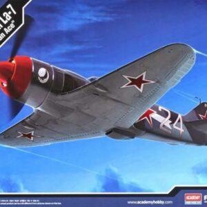 ACADEMY 12304 Lavochkin La-7 Russian Ace