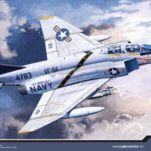 "ACADEMY 12305 F-4j ""Vf-84 Jolly Rogers"""