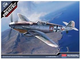 """Academy 12321 MESSERSCHMITT Bf109G-6/G-2 """"JG 27"""""""