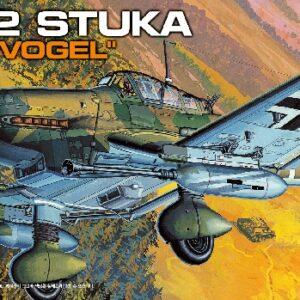 Academy 12404  JU-87G-2 STUKA