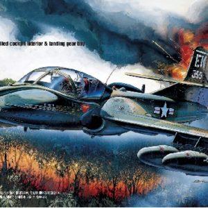 ACADEMY 12461 A-37b Dragon Fly