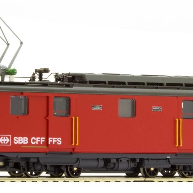 Bemo 1246436 Elettromotrice bagagliaio SBB Deh 120 006