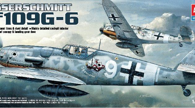 ACADEMY 12467 Messerschmitt BF 109G