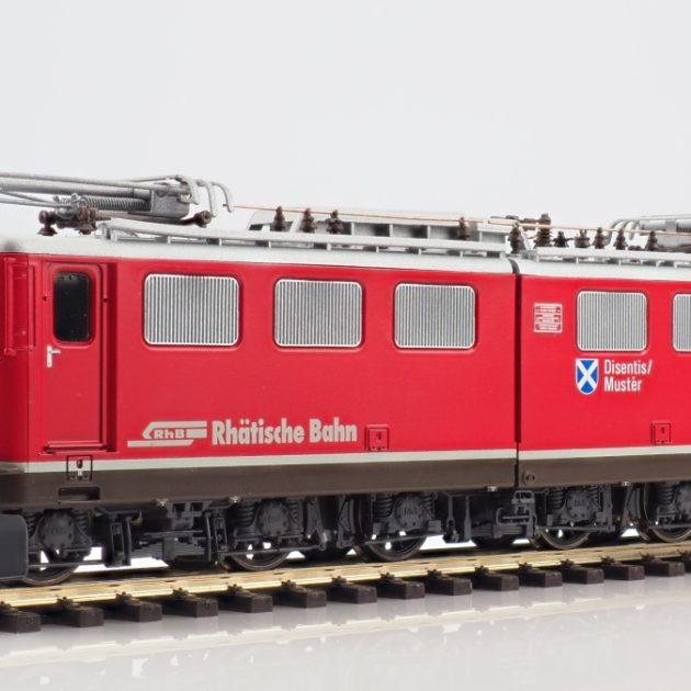 Bemo 1254136 Locomotiva elettrica RhB Ge 6/6 II 706 'D