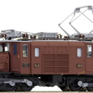 Bemo 1255130 Locomotiva elettrica RhB Ge 6/6 I 404 'Rh